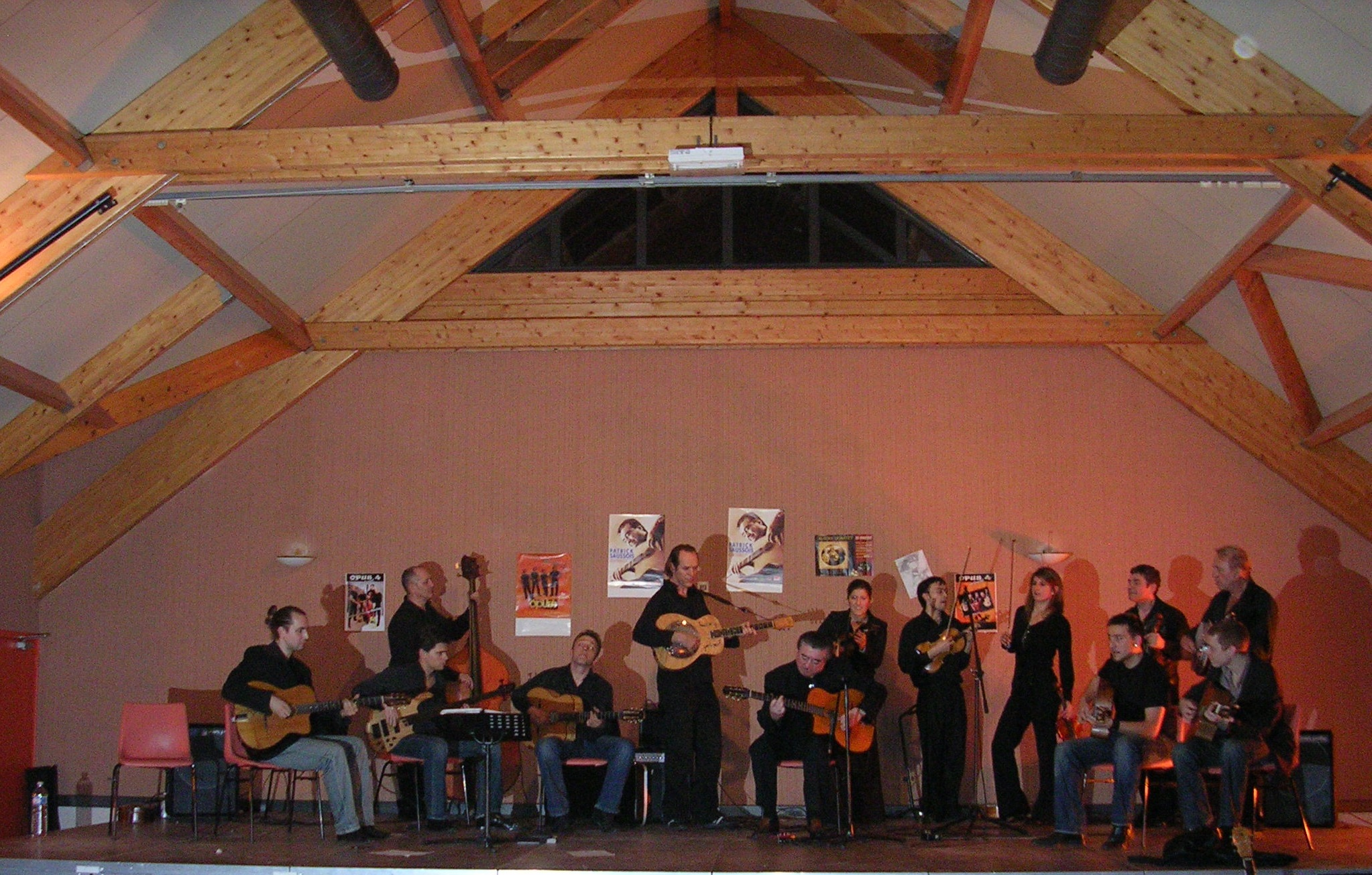World Fest Music mars 2007 Darvault