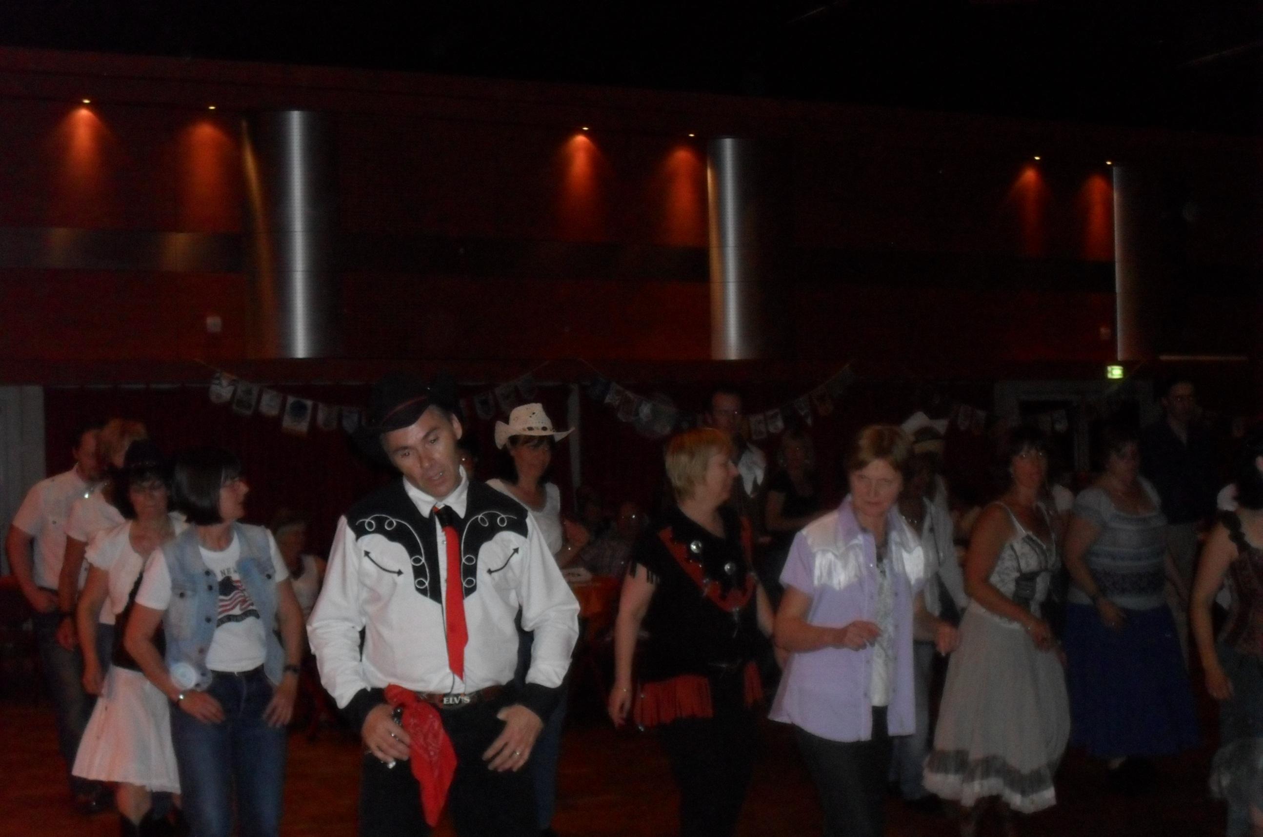 6ème World Fest  Musicou Day Fest Country & Bluegrass janvier 2008 Darvault