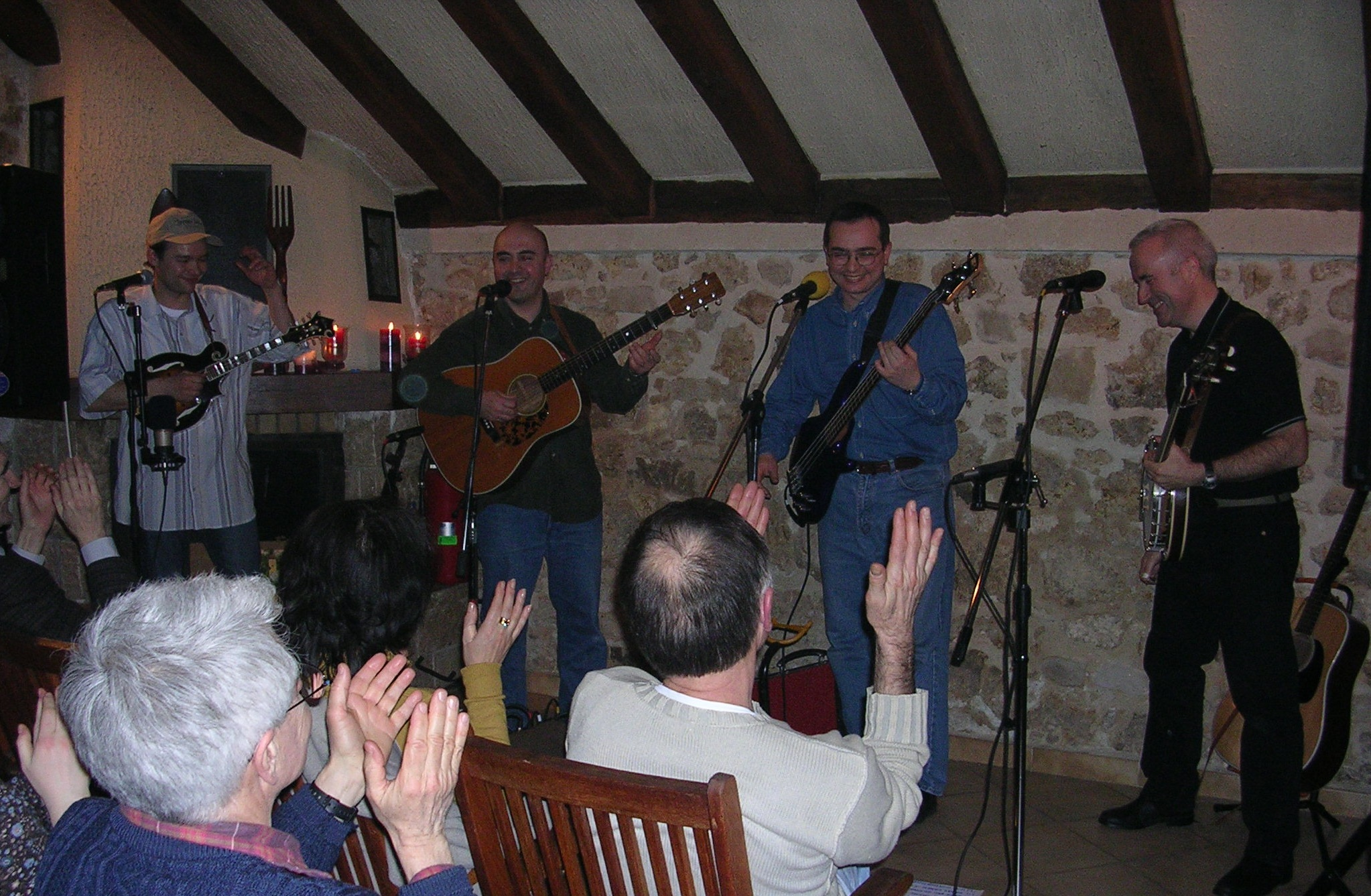World Fest Music ou Day Fest Country & Bluegrass janvier 2008 Darvault