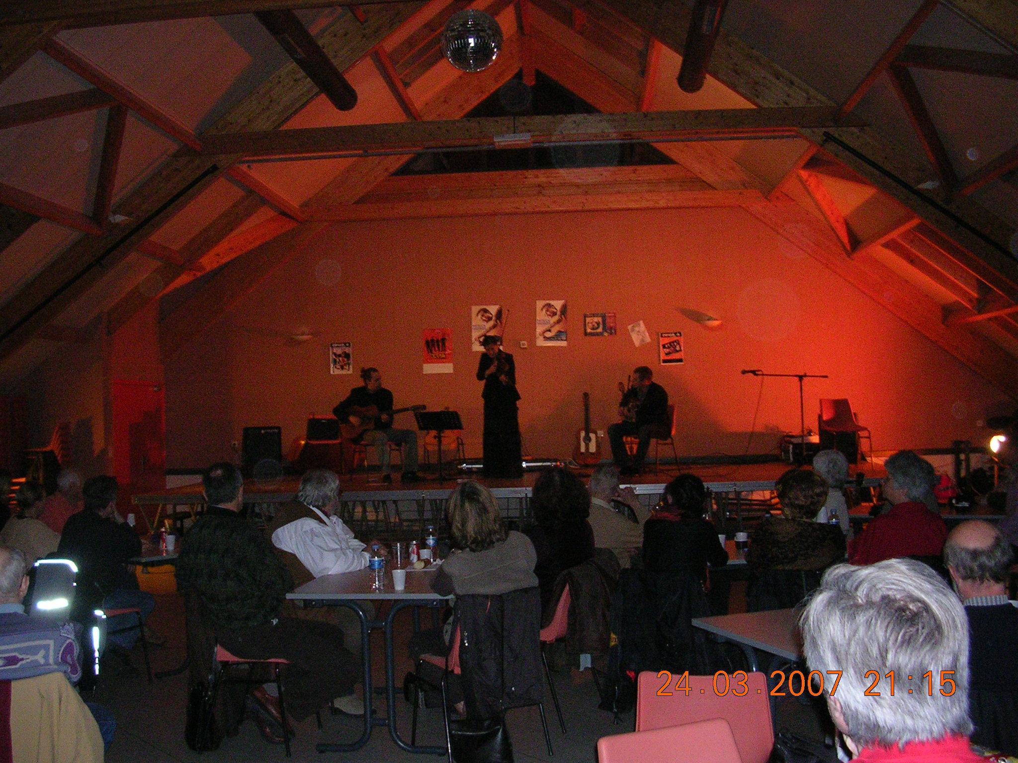 World Fest Music mars Darvault 2007
