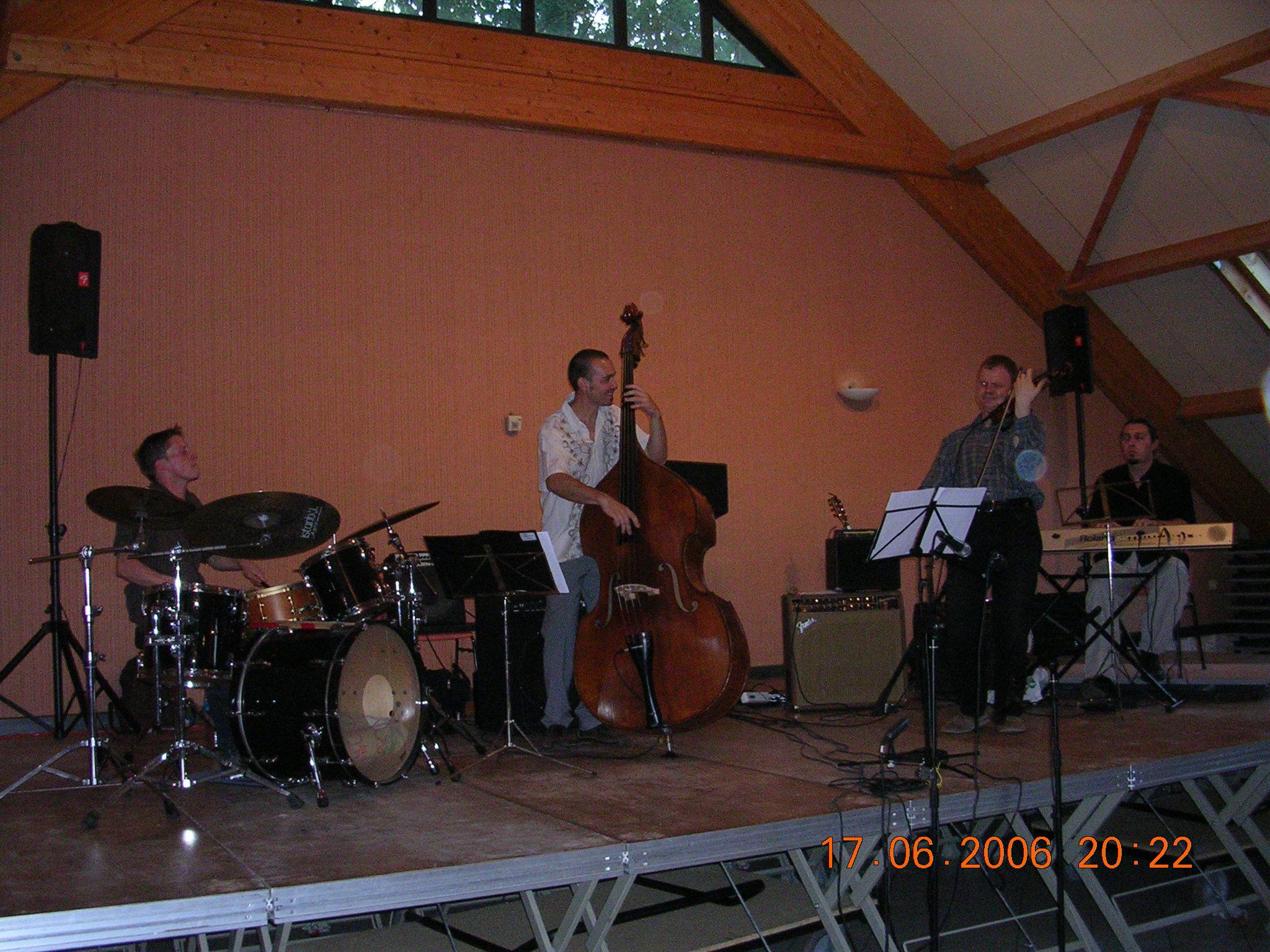 World Fest Music  Juin 2006 Darvault