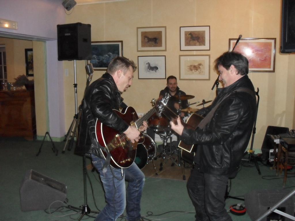 Les Zydel's Diner Concert Rock N Roll spécial années 50/60 Buthiers